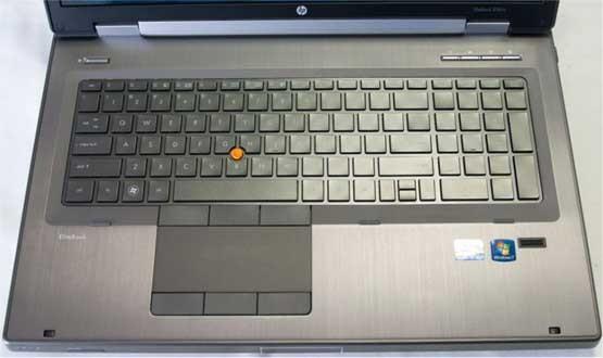 HP Elite Book 8760W  Laptop Cover