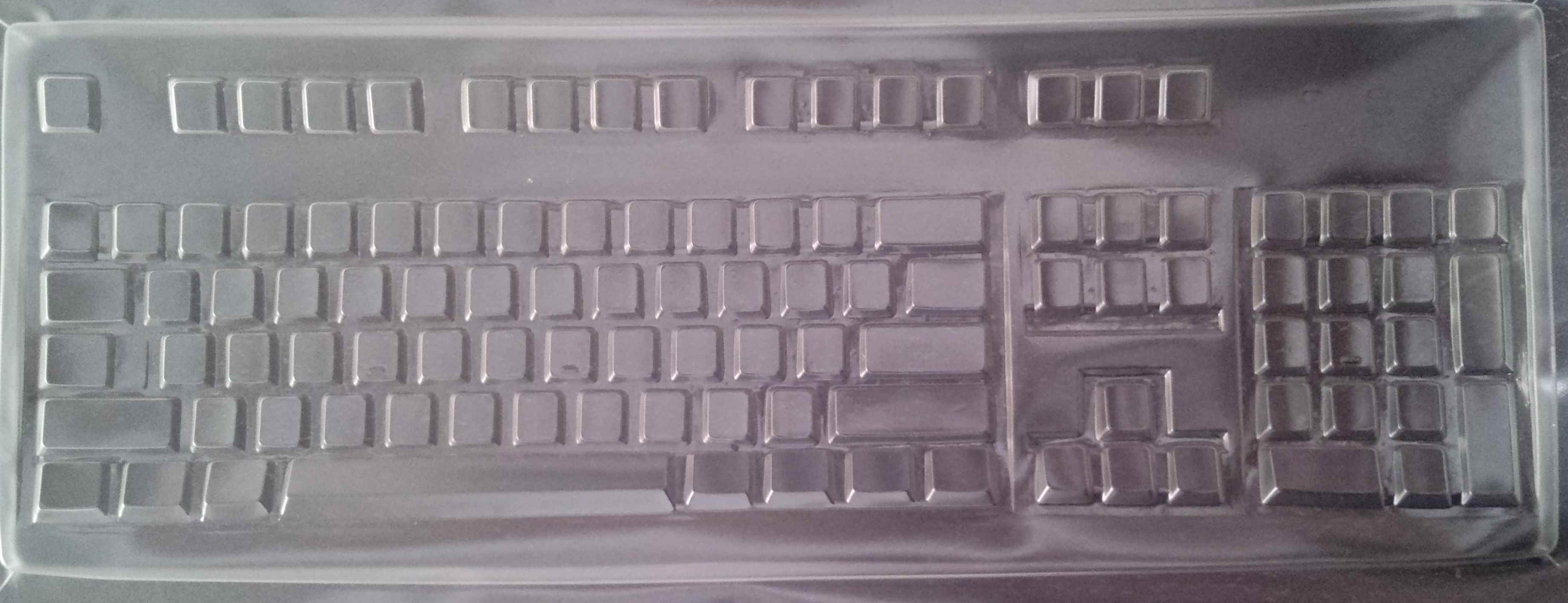 Cherry G83-6104 LPMUS & 01 Win & RS6000M Keyboard Cover