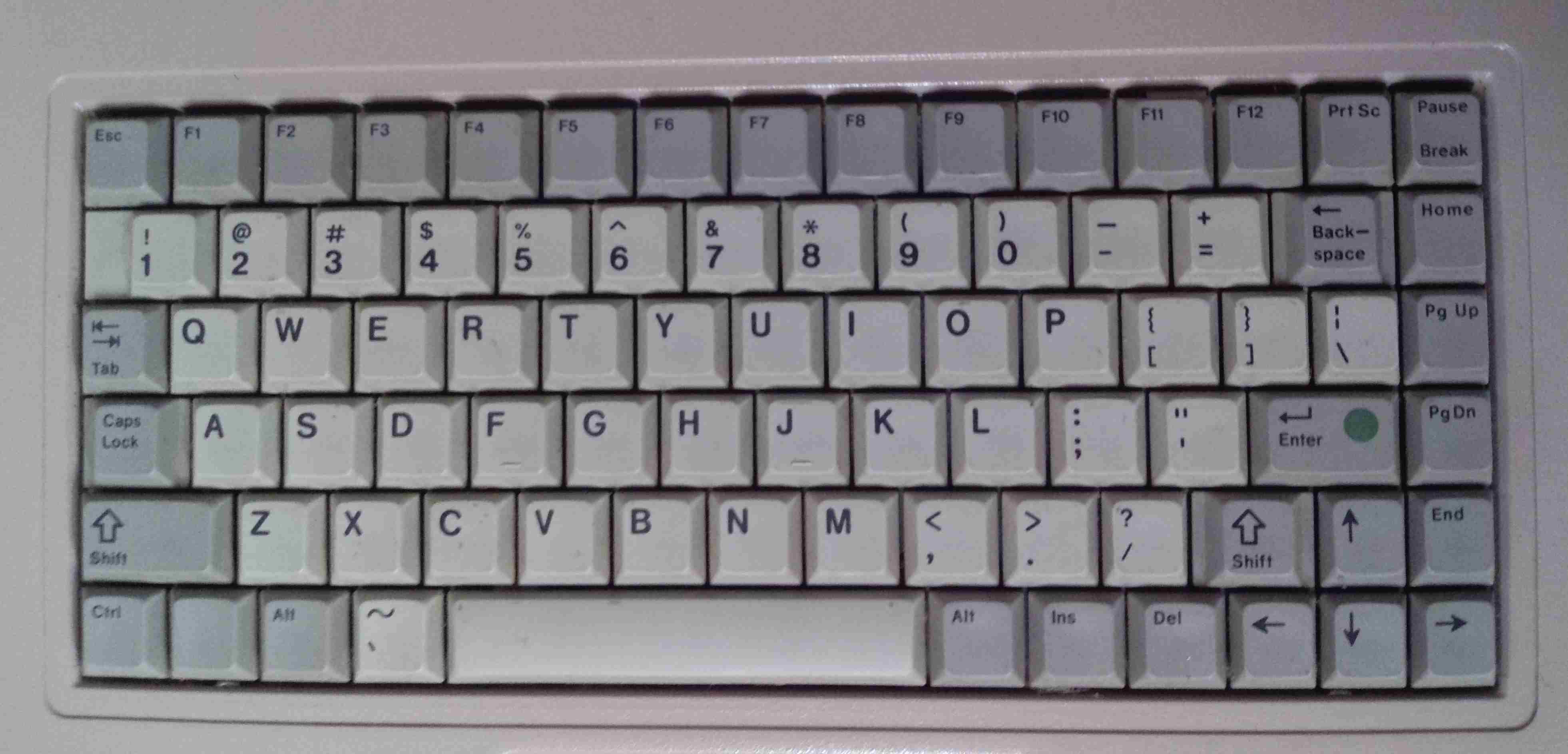 Cherry Cardinal Health 405 Keyboard Cover
