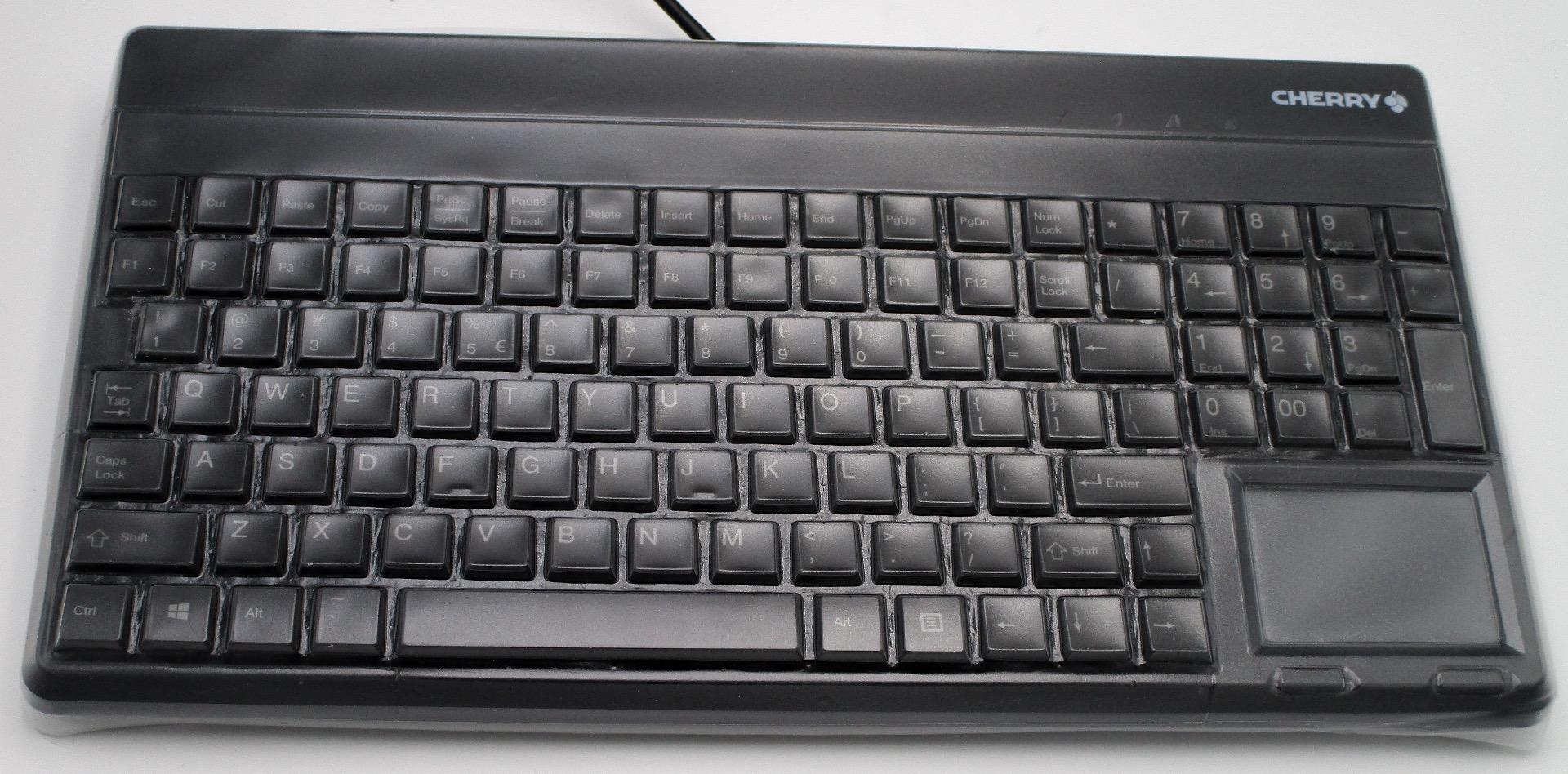 Cherry G86-62401EUADAA Keyboard Cover