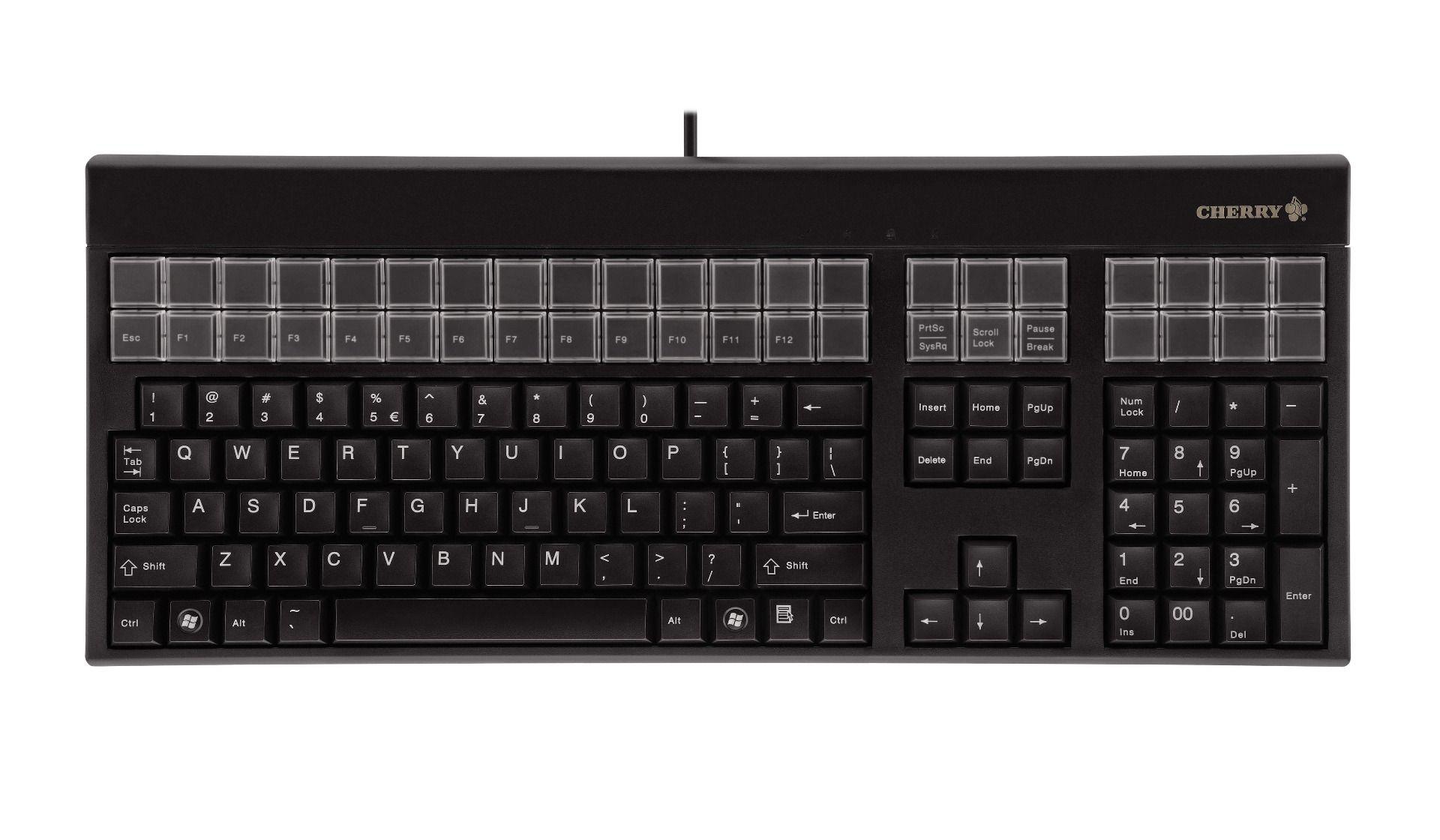 Cherry G86-71400EUADAA Keyboard Cover