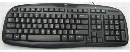 Logitech Y-UR83 / Classic 200 Keyboard Cover