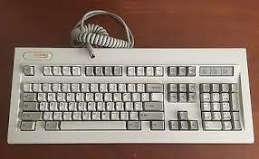 Compaq Prolinea / Presario / RT687D / 120082 / NMB AKA / 119063  / AQ6ZG 11993 Keyboard Cover