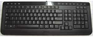 Dell L20U / SK8165 Keyboard Cover
