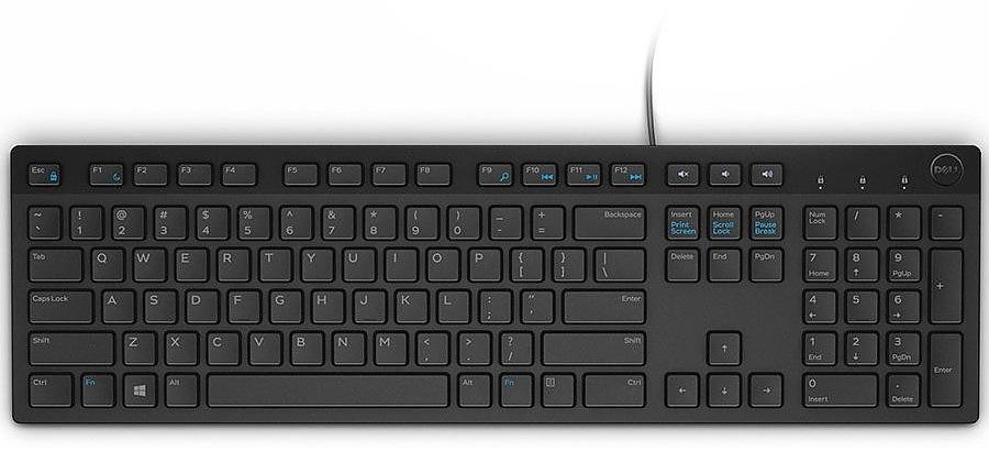 Dell KB216p / KM636 / KB216t / WK636P Keyboard Cover