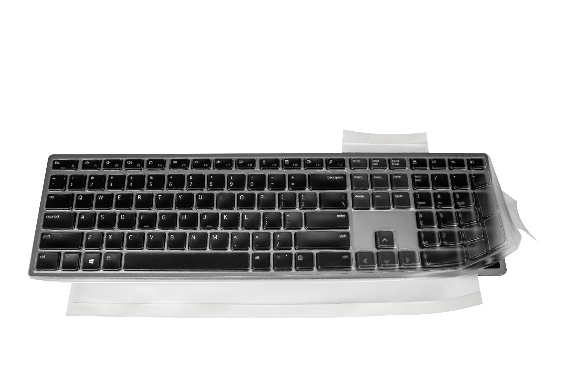 Dell Premier KM7321W / KM7321WGY-US Keyboard and Mouse Covers COMBO