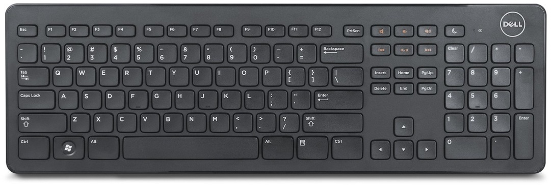 Dell KM632  /  KG1089 Keyboard Cover