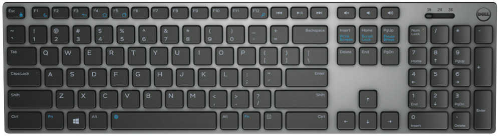 Dell KM717 / WK717 Keyboard Cover
