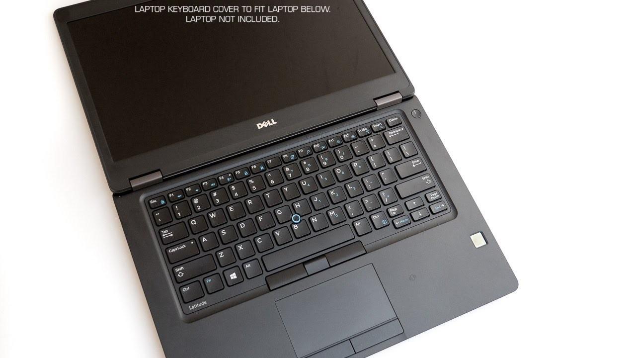 Dell Latitude 5480 / 5490 / 7490 Laptop Cover