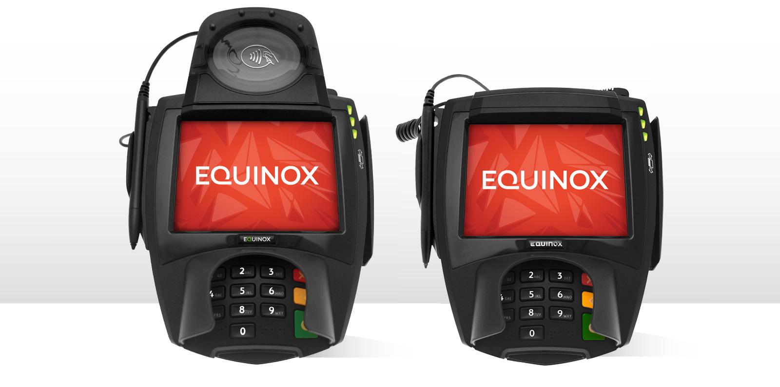 Equinox L5300 POS Cover