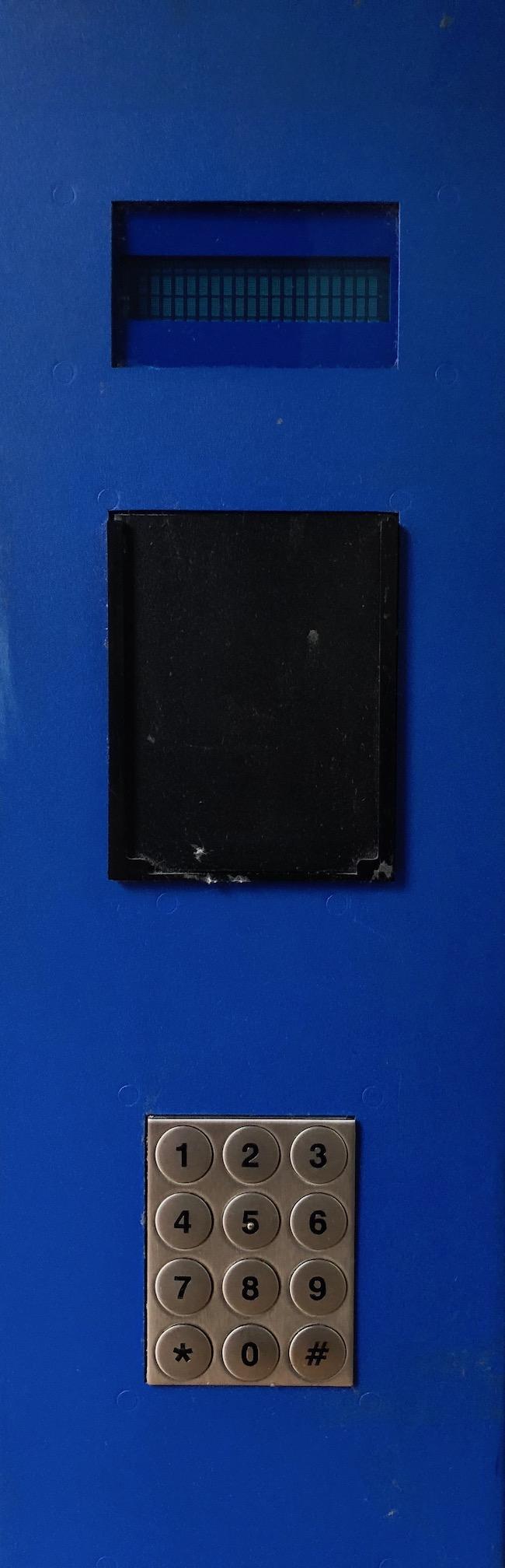 Fastenal vending machine keypad (metal buttons) Custom Cover