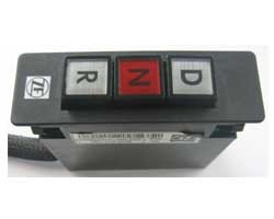 New Jersey Transit 3 Button Shifter Cover