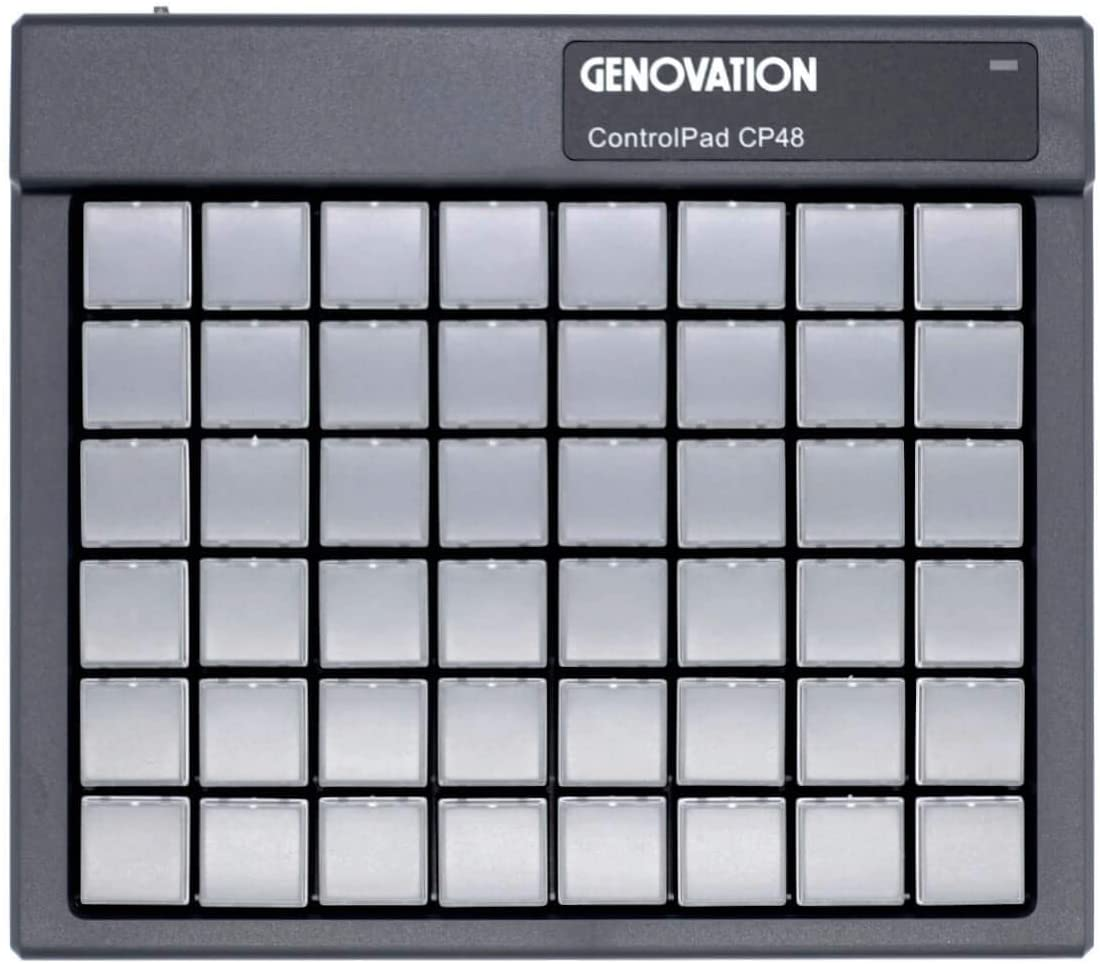 Genovation CP48 Cover