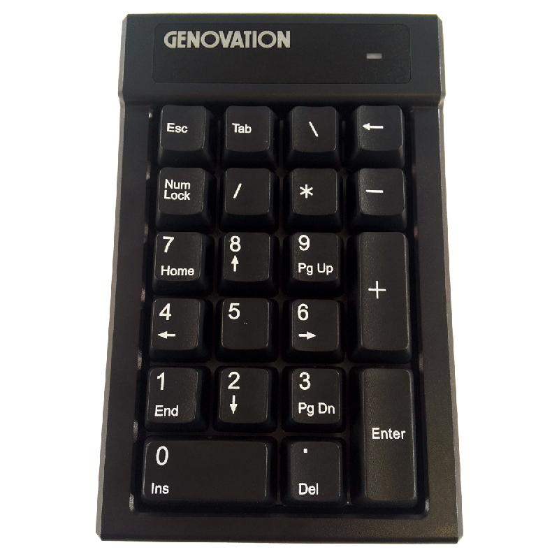 Genovation Micropad 630-21 (latest model) Keypad Cover