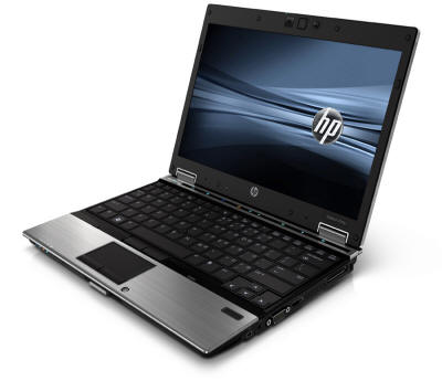 HP Elite Book 2540P Laptop Cover