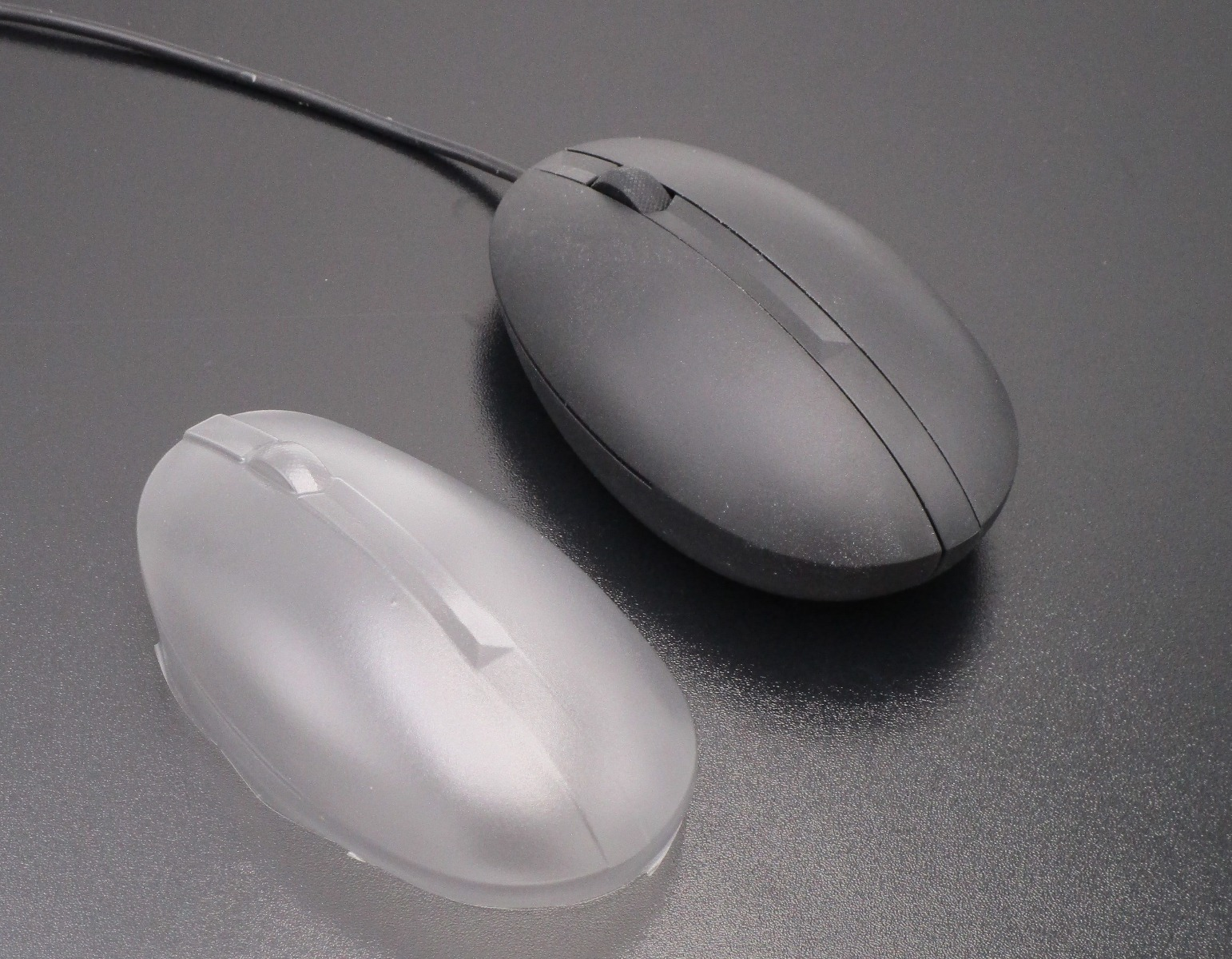 HP 320M Wired Desktop Mouse Cover
