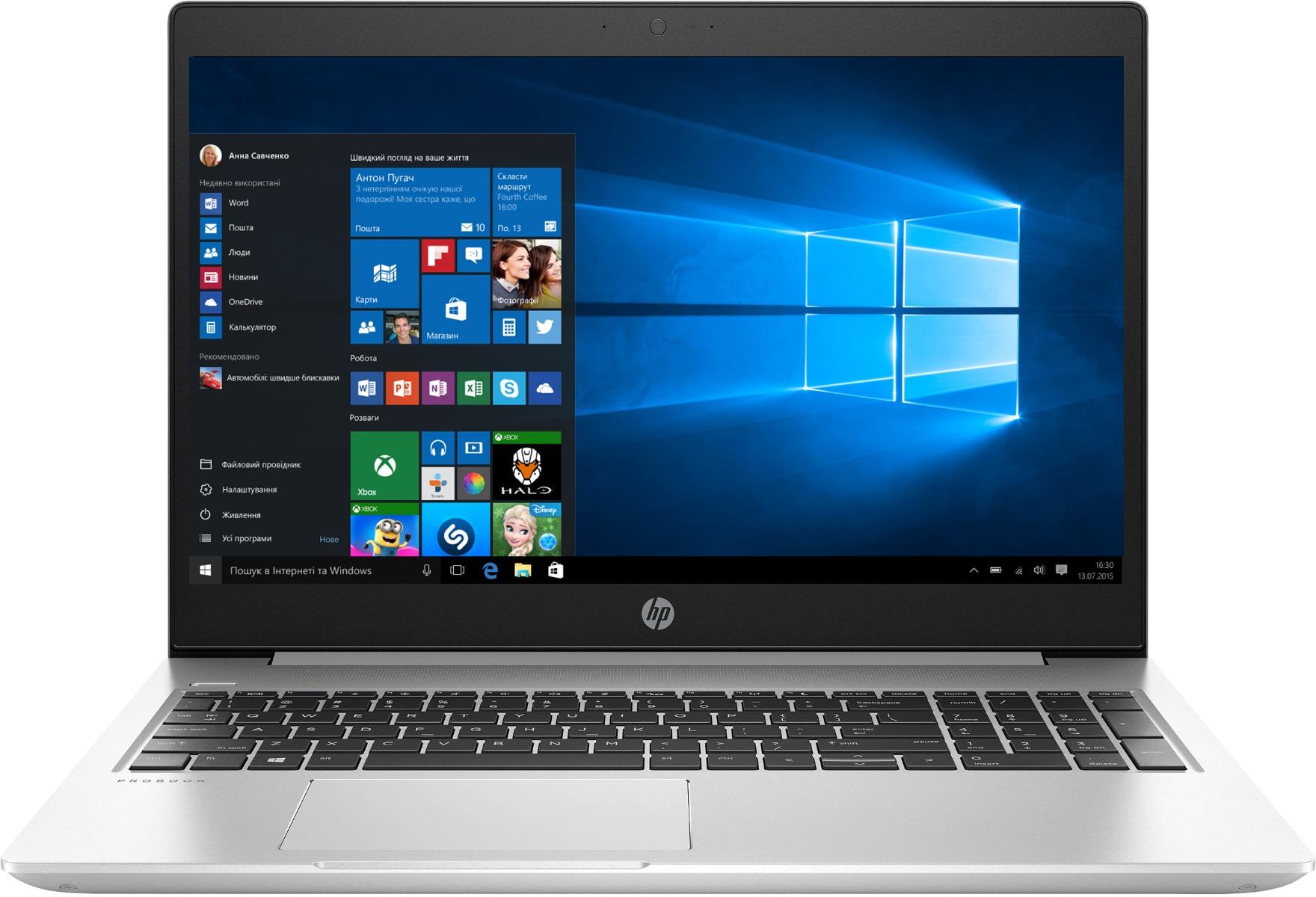 HP ProBook  450 / 455 G6 G7  (USA) Laptop Cover