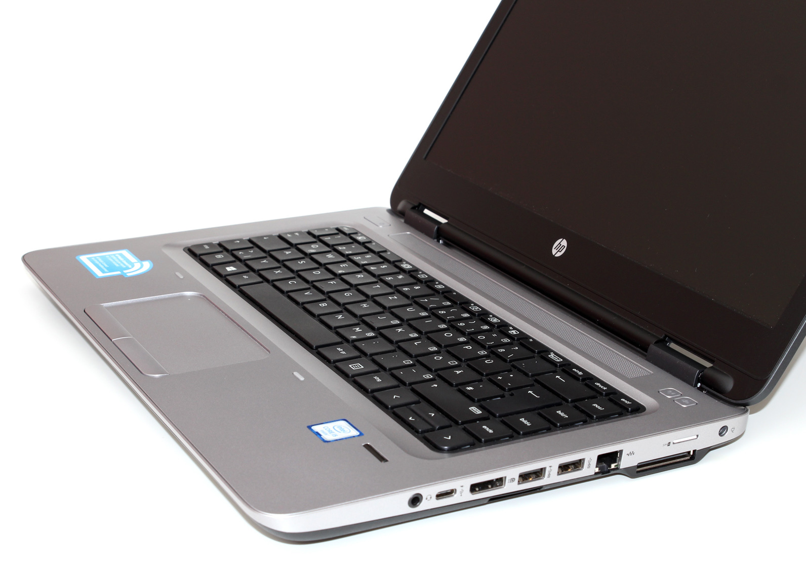 HP ProBook  640 G2 / 640 G3 / 645 G3 Laptop Cover (block out top row) - with pointerstick