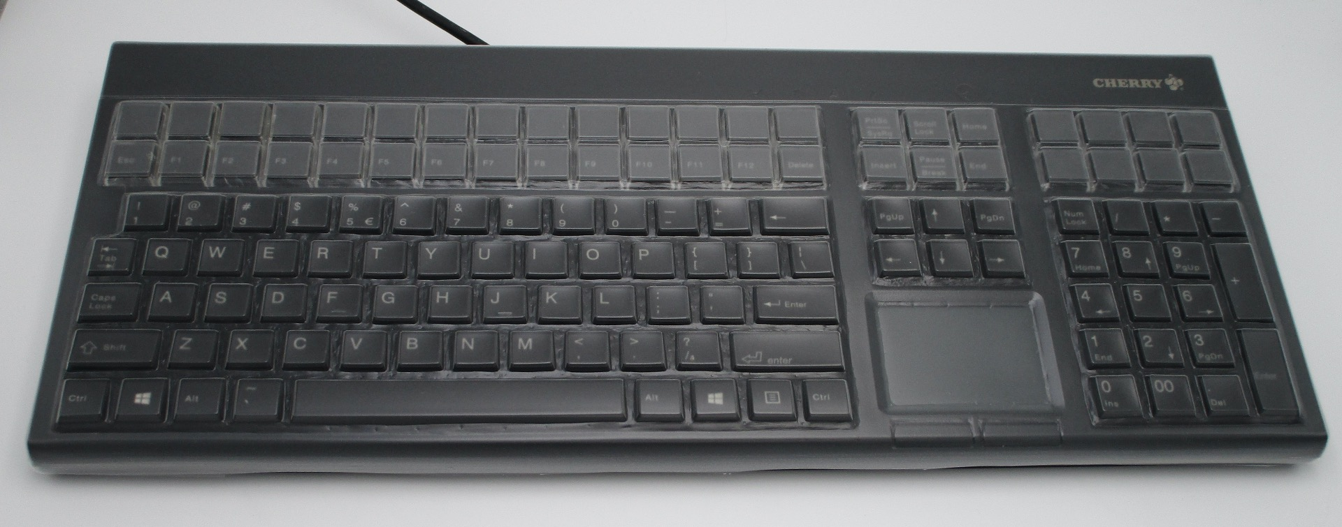 Cherry LPOS G86-71401 (no card reader) Keyboard Cover