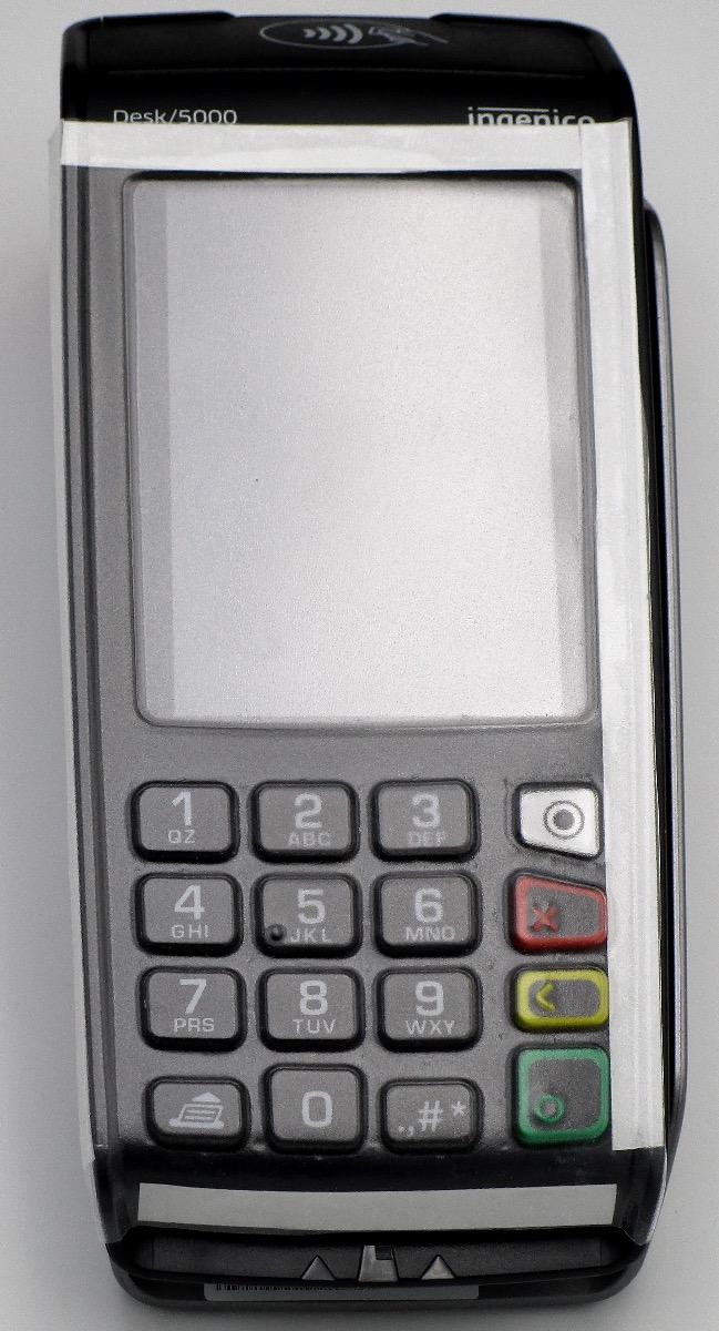 Ingenico Desk 5000 POS Cover