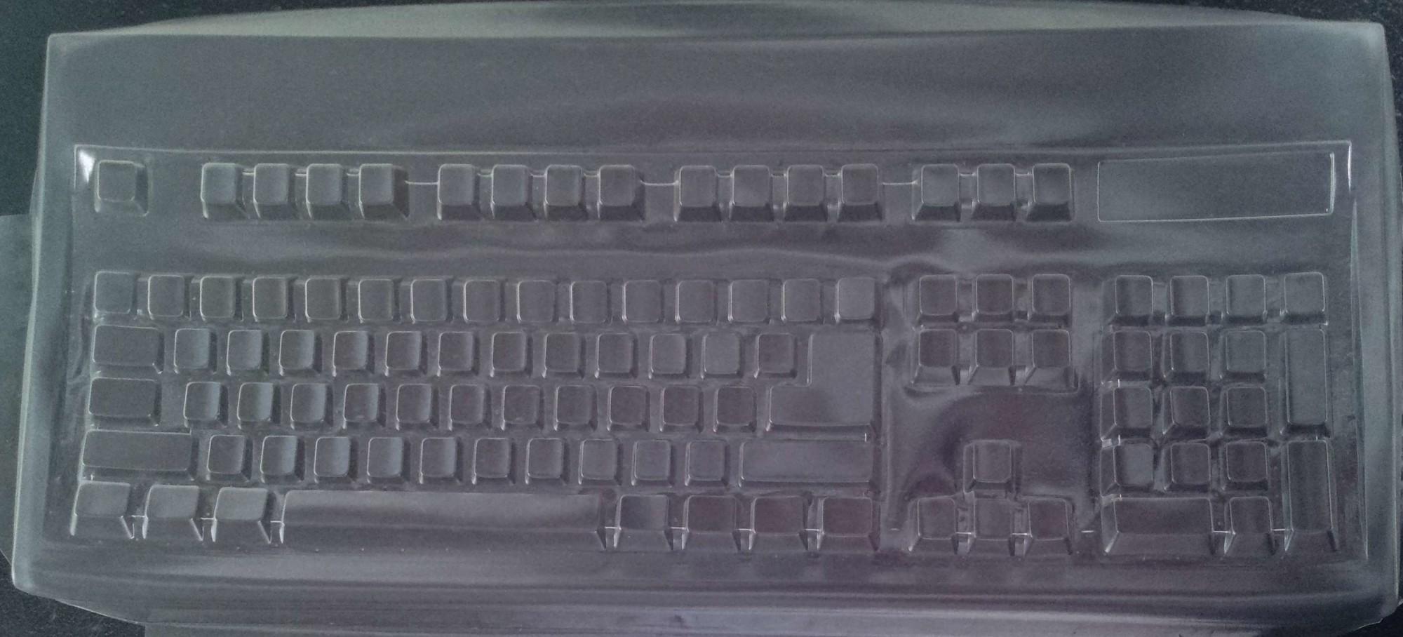 Key Tronic 3601QLC Win Keyboard Cover
