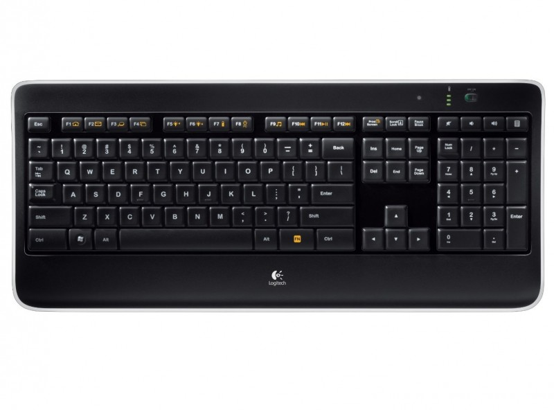 Logitech K800 Keyboard Cover