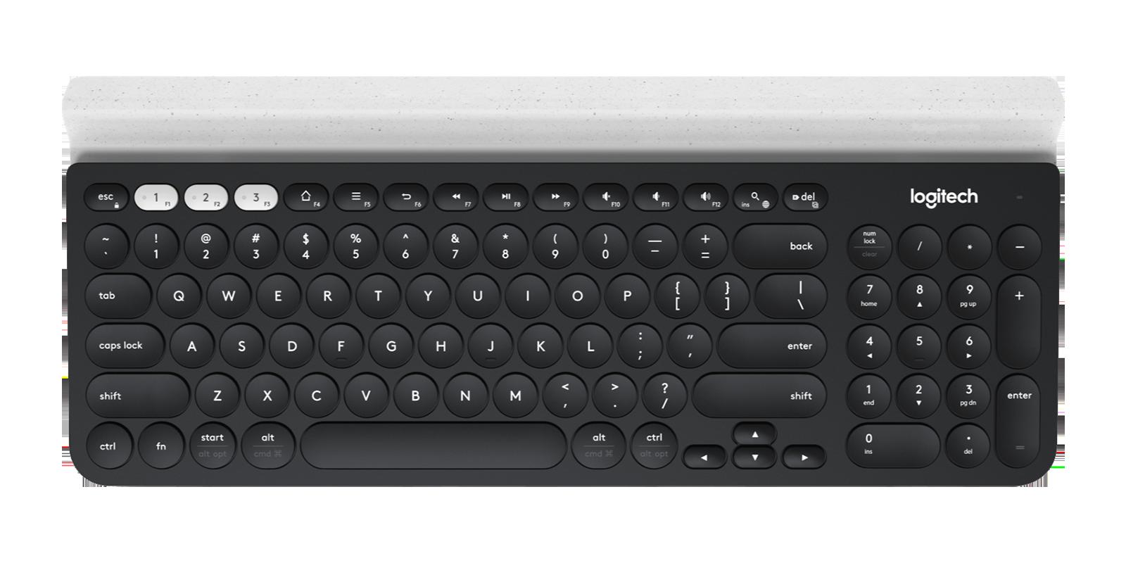Logitech K780 Keyboard Cover