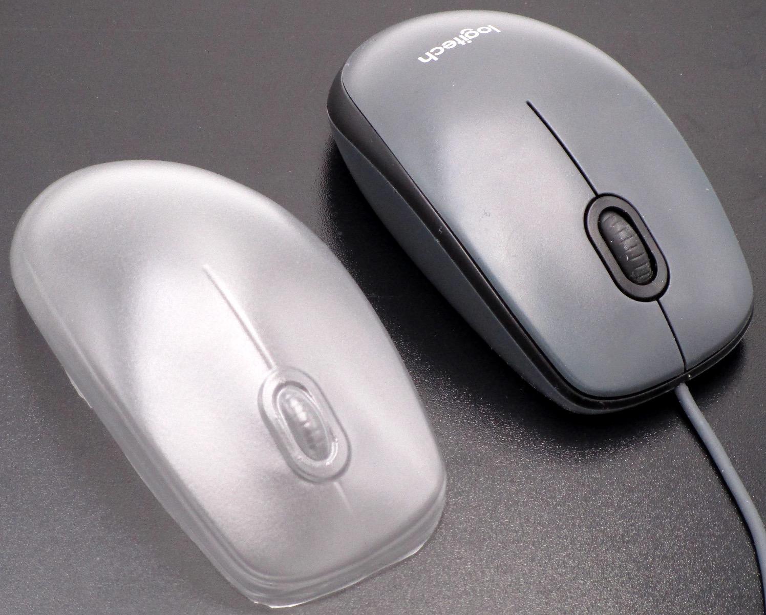 Logitech M100 / MK120 / M-U0026 Mouse Cover