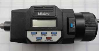 Mitutoyo Micrometer Head Cover