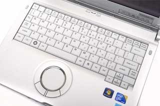 Panasonic CF-C1 Laptop Cover
