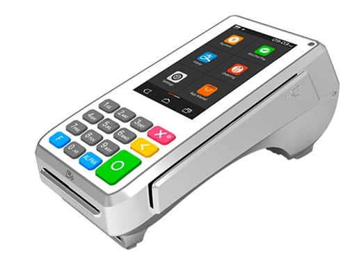 PAX A80 Keypad Only POS Cover