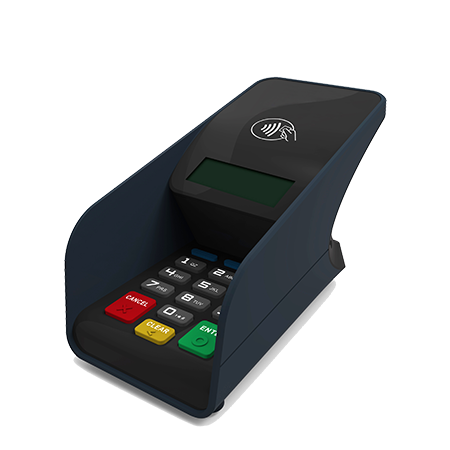 PAX SP20 V4 Keypad Only POS Cover