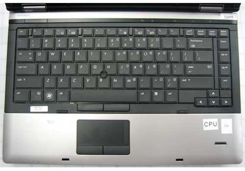 HP Probook 6440B  /  6450B  (No Point Stick) Laptop Cover