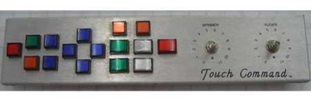 Touch Command Cover / Elkin Hi Tech