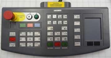 Rapiscan 42106272 Control Panel 6xx Series Custom Cover