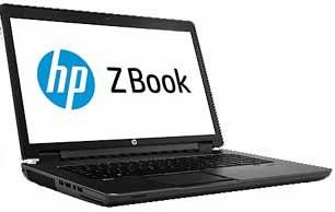 HP Z BOOK G1, G2, 17